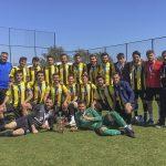 futbol 1 150x150 - BAİBÜ Kadın Futbol Takımı, Üniversiteler Arası Salon Futbolunda 1. Lig'e Yükseldi