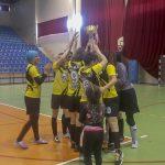 futbol 3 150x150 - BAİBÜ Kadın Futbol Takımı, Üniversiteler Arası Salon Futbolunda 1. Lig'e Yükseldi
