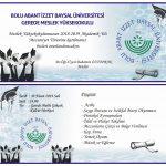 gmyo 150x150 - BAİBÜ 2018-2019 Gerede Meslek Yüksekokulu Mezuniyet Programı