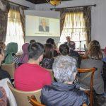 02 150x150 - Şerafettin Erbayram, Geleneksel BAMER Söyleşisinde Öğrencilerle Buluştu