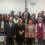 5 2 150x150 - Gerede'de Rehber Öğretmenlere Gerede Uygulamalı Bilimler Yüksekokulu'nun Tanıtımı Yapıldı