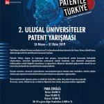 AFİS 150x150 - Türk Patent ve Marka Kurumu 2. Ulusal Üniversiteler Patent Yarışması Başvuruları (26 Nisan – 31 Ekim 2019)