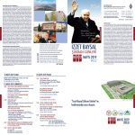 BAYSAL19 1 150x150 - İzzet Baysal Şükran Günleri / 10-11-12 MAYIS 2019