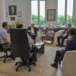 DSC 0076 1 150x150 - Türkiye Cimnastik Federasyonu Başkanı Suat Çelen'den Rektör Alişarlı'ya Ziyaret