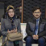 DSC 0283 150x150 - SEDAŞ Proje Fikri Yarışması'nda Ödül Alan Öğrencilerden Rektör Alişarlı'ya Ziyaret