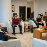 DSC 0307 150x150 - SEDAŞ Proje Fikri Yarışması'nda Ödül Alan Öğrencilerden Rektör Alişarlı'ya Ziyaret
