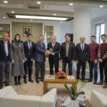 DSC 0315 150x150 - SEDAŞ Proje Fikri Yarışması'nda Ödül Alan Öğrencilerden Rektör Alişarlı'ya Ziyaret