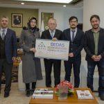 DSC 0319 150x150 - SEDAŞ Proje Fikri Yarışması'nda Ödül Alan Öğrencilerden Rektör Alişarlı'ya Ziyaret