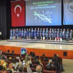 DSC 0857 150x150 - Fen Edebiyat Fakültesi'nde Mezuniyet Törenleri Yapıldı