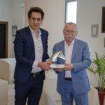 DSC 2553 150x150 - En İyi Askeri Kara Araç Tasarımı Ödülü Sahibi BAİBÜ Öğrencisinden Rektör Alişarlı'ya Ziyaret...