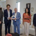 DSC 2556 150x150 - En İyi Askeri Kara Araç Tasarımı Ödülü Sahibi BAİBÜ Öğrencisinden Rektör Alişarlı'ya Ziyaret...