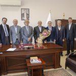 DSC 2572 150x150 - BAİBÜ İlahiyat Fakültesi Dekanlığında Devir Teslim Töreni Düzenlendi