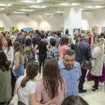 DSC 3155 150x150 - Güzel Sanatlar Fakültesi Öğrencilerinin Mezuniyet Sergisi Açıldı