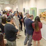 DSC 3163 150x150 - Güzel Sanatlar Fakültesi Öğrencilerinin Mezuniyet Sergisi Açıldı