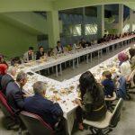DSC 3390 150x150 - Rektör Alişarlı, Mimarlık Fakültesi ve TÖMER Öğrencileriyle İftar Yaptı
