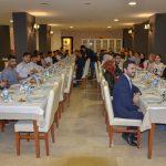 DSC 3437 1 150x150 - Rektör Alişarlı, Mimarlık Fakültesi ve TÖMER Öğrencileriyle İftar Yaptı