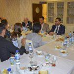 DSC 3437 4 150x150 - Rektör Alişarlı, Mimarlık Fakültesi ve TÖMER Öğrencileriyle İftar Yaptı