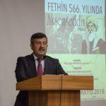 DSC 3653 150x150 - AKİMER, İstanbul'un Fethinin 566. Yılında Akşemseddin'i Düzenlediği Panelle Andı