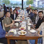 DSC 3793 150x150 - Rektör Alişarlı'dan Ödüllü Proje Sahibi Mühendislik Fakültesi Öğrencilerine İftar