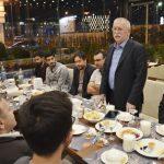 DSC 3886 150x150 - Rektör Alişarlı'dan Ödüllü Proje Sahibi Mühendislik Fakültesi Öğrencilerine İftar