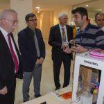 DSC 9109 1 22 150x150 - 81 Projenin Yarıştığı Bolu-Düzce Ar-Ge Proje Pazarı'nda Dereceye Giren Projeler Açıklandı