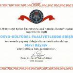 Engelsiz üniveris 1 150x150 - Engelsiz Üniversite Ödülleri Sahiplerini Buldu