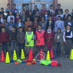 Gokbudakortaokulu 6 150x150 - BAİBÜ Öğrencilerinin Yardımseverliği Siirt'teki Kardeşlerini Mutlu Etti