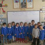 Gokbudakortaokulu 7 150x150 - BAİBÜ Öğrencilerinin Yardımseverliği Siirt'teki Kardeşlerini Mutlu Etti