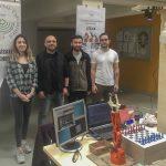 resim1 150x150 - BAİBÜ Öğrencilerinin Geliştirdiği Robot Kol, Üniversiteler Arası Robot Yarışmalarında İki Ödül Aldı