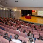 DSC 6435 150x150 - Üniversitemiz Güvenlik ve Temizlik Görevlilerine Yönelik Bilgilendirme Toplantısı Yapıldı