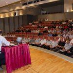 DSC 6457 150x150 - Üniversitemiz Güvenlik ve Temizlik Görevlilerine Yönelik Bilgilendirme Toplantısı Yapıldı