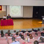 DSC 6498 150x150 - Üniversitemiz Güvenlik ve Temizlik Görevlilerine Yönelik Bilgilendirme Toplantısı Yapıldı