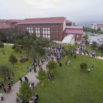 YKS BAİBÜ 2 150x150 - BAİBÜ'de YKS Heyecanı...