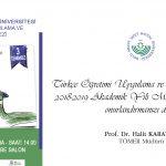 tömerdvty19 150x150 - BAİBÜ 2018-2019 Türkçe Öğretimi Uygulama ve Araştırma Merkezi Mezuniyet Töreni