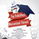 tıpafis2019 150x150 - BAİBÜ 2018-2019 Tıp Fakültesi 11. Dönem Mezuniyet Töreni