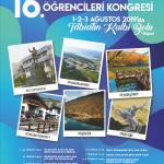16 ulusal PDR 150x150 - 16. Ulusal PDR Öğrencileri Kongresi Programı (1-3 Ağustos 2019)