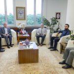 DSCN0295a 150x150 - 15 Temmuz Panelistlerinden Rektör Alişarlı'ya Ziyaret