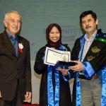 DSC 3582 150x150 - 2018-2019 Akademik Yılı Mezuniyet ve Ödül Töreninde Gurur ve Başarı