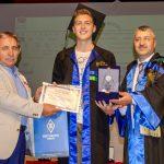 DSC 3584 150x150 - 2018-2019 Akademik Yılı Mezuniyet ve Ödül Töreninde Gurur ve Başarı