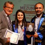 DSC 3592 150x150 - 2018-2019 Akademik Yılı Mezuniyet ve Ödül Töreninde Gurur ve Başarı