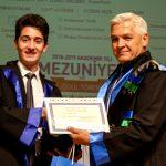 DSC 3641 150x150 - 2018-2019 Akademik Yılı Mezuniyet ve Ödül Töreninde Gurur ve Başarı