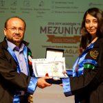 DSC 3669 150x150 - 2018-2019 Akademik Yılı Mezuniyet ve Ödül Töreninde Gurur ve Başarı