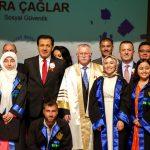 DSC 3682 150x150 - 2018-2019 Akademik Yılı Mezuniyet ve Ödül Töreninde Gurur ve Başarı