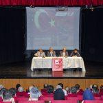 DSC 4346 150x150 - 15 Temmuz Demokrasi ve Milli Birlik Günü Paneli Gerçekleştirildi