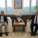 DSC 4567 150x150 - Göynük Belediye Başkanı Ahmet Çankaya'dan Üniversitemize Ziyaret