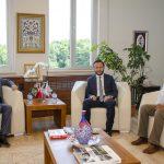 DSC 8717 150x150 - KOSGEB Bolu İl Müdürü Usta'dan Rektör Alişarlı'ya Ziyaret