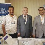 Irak Toplantı 1 150x150 - Üniversitemiz, Irak'ta Düzenlenen Eğitim Fuarına Katıldı