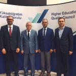 YÖKAK 2019 150x150 - Rektör Alişarlı, YÖKAK Toplantısına Katıldı