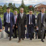 DSC 1105 150x150 - Milli Eğitim Bakanı Ziya Selçuk, Üniversitemizde Öğretmenlerle Biraraya Geldi