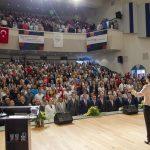 DSC 1140 150x150 - Milli Eğitim Bakanı Ziya Selçuk, Üniversitemizde Öğretmenlerle Biraraya Geldi